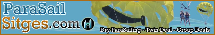 parasailsitges.com para sail parasail sitges parasailing