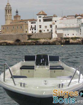 sitges-boat-hire-Sol