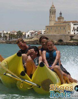 sitges-boat-hire-banana